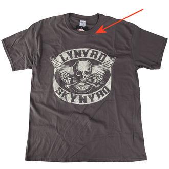 tricou stil metal bărbați Lynyrd Skynyrd Biker Patch LIVE NATION N548, LIVE NATION, Lynyrd Skynyrd