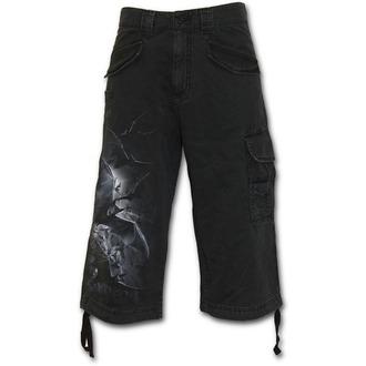 pantaloni scurți bărbați SPIRALĂ - Nightfall - Negru, SPIRAL
