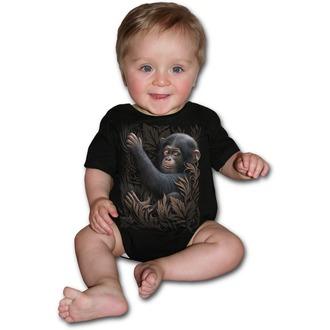 copii puncte SPIRALĂ - Monkey Business - Negru, SPIRAL