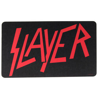 placemat criminal - Logo, Slayer