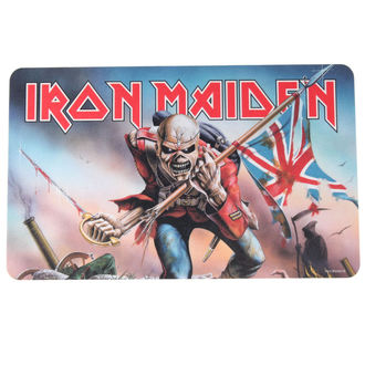 placemat Iron Maiden, ROCK OFF, Iron Maiden