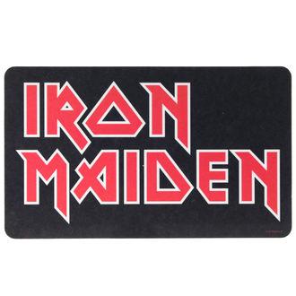placemats Iron Maiden - Logo, Iron Maiden