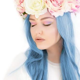 Colorat păr MANIC PANIC - Classic - Blue Angel, MANIC PANIC