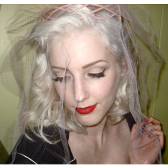Vopsea de păr MANIC PANIC - Classic - Virgin Snow, MANIC PANIC
