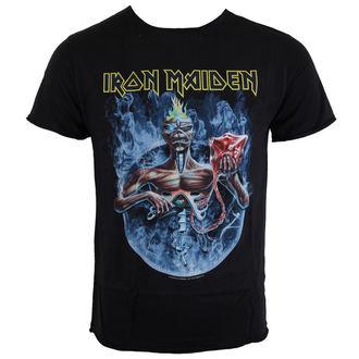 tricou stil metal bărbați Iron Maiden - CIRCLE - AMPLIFIED, AMPLIFIED, Iron Maiden