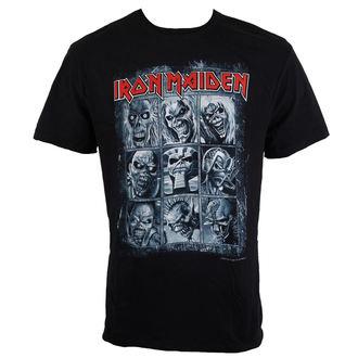 tricou stil metal bărbați Iron Maiden - EDDIES - AMPLIFIED, AMPLIFIED, Iron Maiden