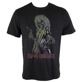 tricou stil metal bărbați Iron Maiden - KILLER - AMPLIFIED, AMPLIFIED, Iron Maiden