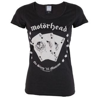 tricou stil metal femei Motörhead - Ace - AMPLIFIED, AMPLIFIED, Motörhead