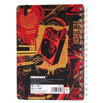 notepad Quentin Tarantino - Kill Bill