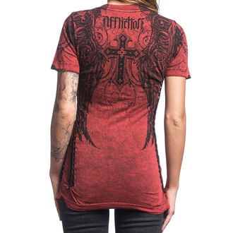 tricou hardcore femei - Debonair - AFFLICTION, AFFLICTION
