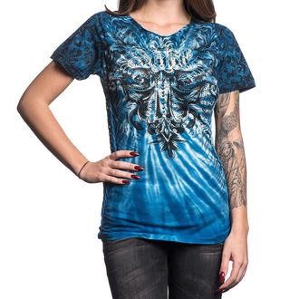 tricou hardcore femei - Cypress - AFFLICTION, AFFLICTION