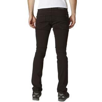 pantaloni bărbați VULPE - Dagger - Negru Epocă, FOX