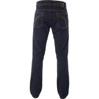pantaloni bărbați VULPE - Dagger - Murdar Indigo, FOX