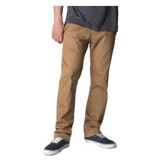 pantaloni bărbați VULPE - Selecter Chino - Chirpici - 6491-291