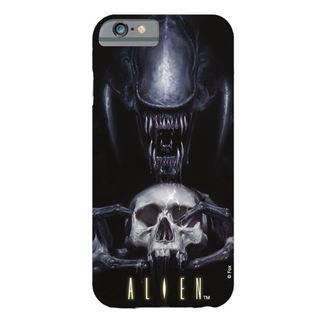 celulă telefon acoperi Străin - iPhone 6 - Craniu, Alien - Vetřelec