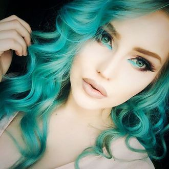 Colorant păr MANIC PANIC - Classic - Mermaid, MANIC PANIC