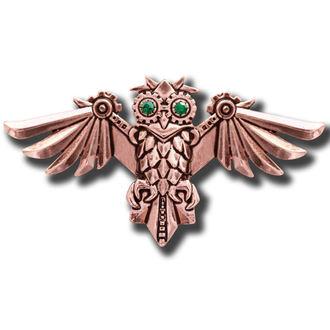 broşă EASTGATE RESOURCE - Aviamore Owl, EASTGATE RESOURCE