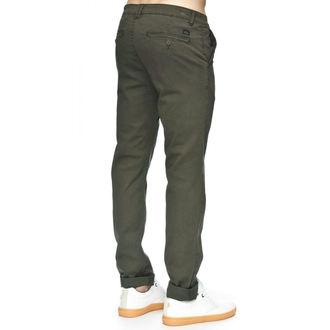 Pantaloni bărbați GLOBE - Goodstock Chino - Vintage Black