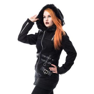 Jachetă femei  HEARTLESS - SARA - BLACK, HEARTLESS