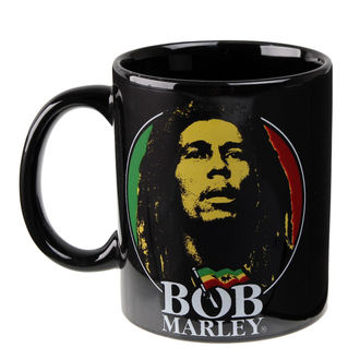 ceașcă Bob Marley - Logo - ROCK OFF, ROCK OFF, Bob Marley