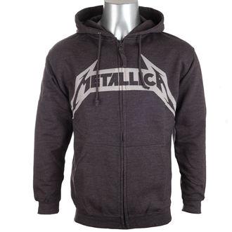 hanorac cu glugă bărbați Metallica - No Life Till Leather - - PRO049