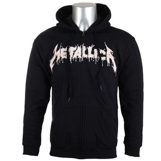 hanorac cu glugă bărbați Metallica - One Black - NNM, NNM, Metallica