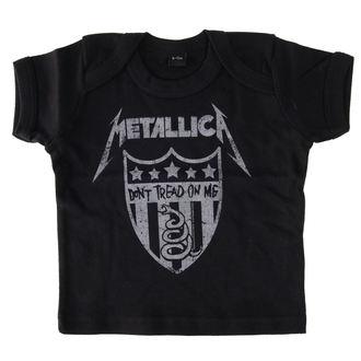 tricou stil metal copii Metallica - Don't Tread on Me -, Metallica