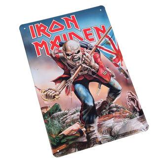 Semne Iron Maiden - The Trooper, Iron Maiden