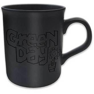 ceașcă Green Day - Flowerpot Logo - ROCK OFF, ROCK OFF, Green Day