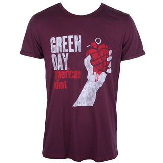 tricou stil metal bărbați Green Day - American Idiot - ROCK OFF, ROCK OFF, Green Day