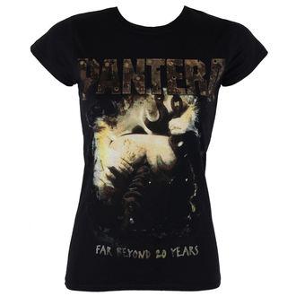 tricou stil metal femei Pantera - Original Cover - ROCK OFF, ROCK OFF, Pantera