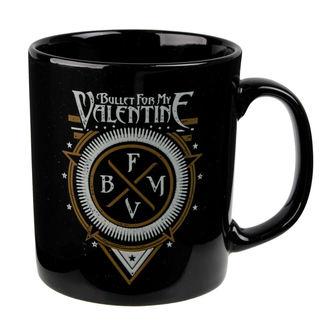 Cană Bullet For My Valentine - Emblem - ROCK OFF, ROCK OFF, Bullet For my Valentine