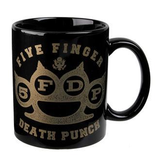 Cană Five Finger Death Punch - Brass - ROCK OFF, ROCK OFF, Five Finger Death Punch