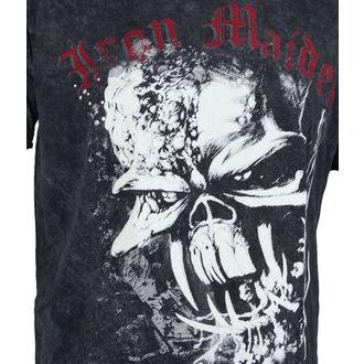 tricou stil metal bărbați Iron Maiden - FF Eddie Puff Illuminous - ROCK OFF, ROCK OFF, Iron Maiden