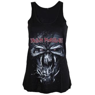 Top femei Iron Maiden - FF Eddie Distressed - ROCK OFF, ROCK OFF, Iron Maiden
