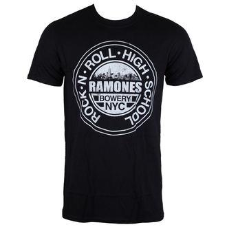 tricou stil metal bărbați Ramones - RNR Bowery - ROCK OFF, ROCK OFF, Ramones