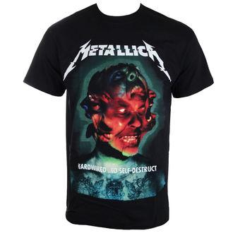 tricou stil metal bărbați Metallica - Hardwired Album Cover -, Metallica