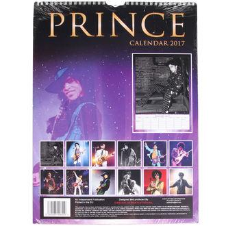 Calendar pentru 2017 - Prince