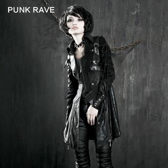 Jachetă femei primăvară / toamnă PUNK RAVE - Poisonblack - Y-349_B