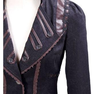 Sacou (jachetă) femei PUNK RAVE - UMBRA - BROWN