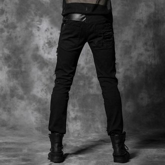 pantaloni bărbați PUNK RAVE - MadMax, PUNK RAVE