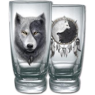 Set sticlă (2 bucăţi) SPIRAL - WOLF CHI, SPIRAL