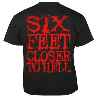 tricou stil metal bărbați Carnifex - Slow death - NUCLEAR BLAST, NUCLEAR BLAST, Carnifex