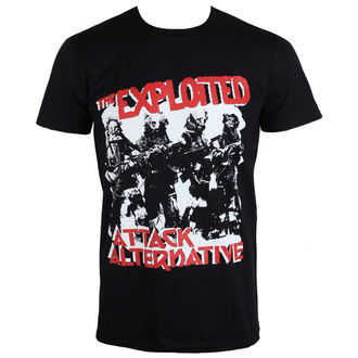 tricou stil metal bărbați Exploited - The Attack - PLASTIC HEAD, PLASTIC HEAD, Exploited