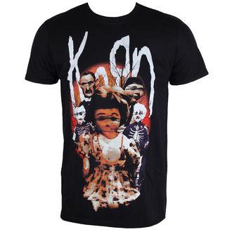 tricou stil metal bărbați Korn - Dolls - PLASTIC HEAD, PLASTIC HEAD, Korn
