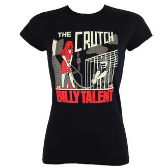 tricou stil metal femei Billy Talent - The Crutch - PLASTIC HEAD, PLASTIC HEAD, Billy Talent