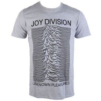 tricou stil metal bărbați Joy Division - Unknown Pleasures - PLASTIC HEAD, PLASTIC HEAD, Joy Division