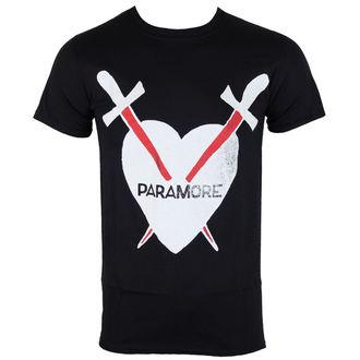 tricou stil metal bărbați Paramore - Daggers - PLASTIC HEAD, PLASTIC HEAD, Paramore