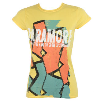 tricou stil metal femei Paramore - Sometimes Pattern - PLASTIC HEAD, PLASTIC HEAD, Paramore