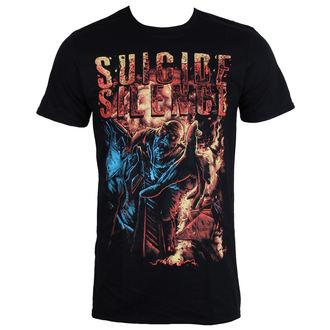 tricou stil metal bărbați Suicide Silence - Zombie - PLASTIC HEAD, PLASTIC HEAD, Suicide Silence